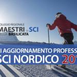 Corso di aggiornamento professionale sci nordico 2 e 3 marzo 2017