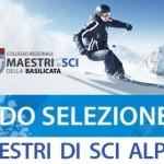 SELEZIONE ASPIRANTI MAESTRI DI SCI ALPINO 2017