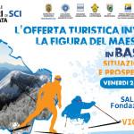 """Convegno: """"L'offerta turistica invernale e la figura del maestro di sci in Basilicata: situazione attuale e prospettive future"""" – 26 giugno 2015 – Viggiano"""
