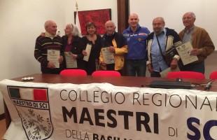 Maestri di vita. Maestri di Sci. Conferito il titolo Honoris Causa ai pionieri dello Sci in Basilicata