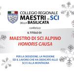 CERIMONIA CONFERIMENTO TITOLO MAESTRO DI SCI HONORIS CAUSA – 26 SET 2015 – VIGGIANO
