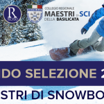 SELEZIONE ASPIRANTI MAESTRI DI SNOWBOARD 2018