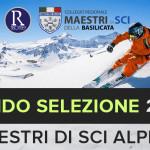 SELEZIONE ASPIRANTI MAESTRI DI SCI ALPINO 2021