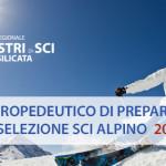 CORSO PROPEDEUTICO DI PREPARAZIONE SELEZIONE SCI ALPINO